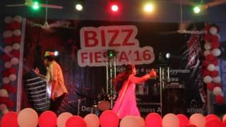 Baje re ei moner calling bell ( বাজে রে এই মনের কলিং বেল ) ( Bizz Fiesta'16, NSTU )