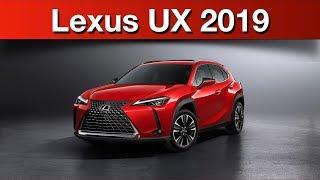 UX Lexus | 2019 | crossover | interior | design | price | release date | usa | canada | cargurus