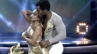 ¡Fabrizio Dos Santos e Iliana bailan #RitmoLibre con Quizomba!