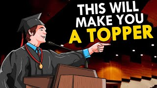 10 Guaranteed Steps that will Make You a Topper! Best Studying Motivation