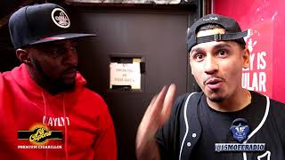 DAYLYT AND LOSO ARGUE OVER WHO REALLY WON THEIR BATTLE AT RBE'S PEARLY GATES 2