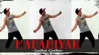 Madamiyan | Tevar | Arjun Kapoor, Shruti Haasan | by Master Santosh @ Vietnam