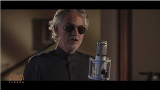 Andrea Bocelli - Cinema (Album Trailer Part 2)