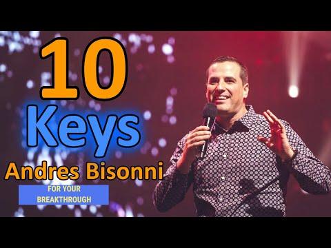 Andres Bissoni 2019 Secrets 10 Keys For Your Breakthrough
