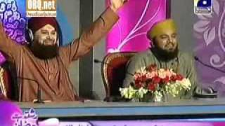 Touseef Raza Pakistani No.1 Child Naat Khwan.wmv