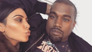 Kanye West Working With Drake On New Album Kim Kardashian Leaks Studio Photos