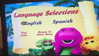 Barney's Imagination Island opening theater in Spanish