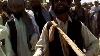 attan pashto from giro ghazni