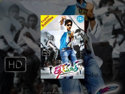 Teenmaar Telugu Full Movie | Pawan Kalyan, Trisha, Kriti Kharbanda | Jayanth Paranjee | Mani Sharma