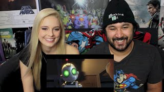 RATCHET AND CLANK Official TRAILER #1 REACTION & REVIEW!!!