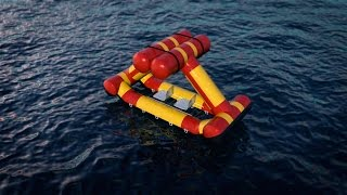 Is this the Safest Raft in the World?