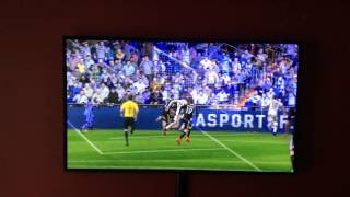 Fifa 15 Action Reply