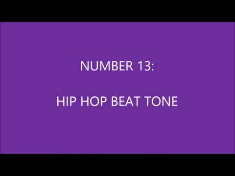 Top 20 Ringtones to Download For Your Cell Phone