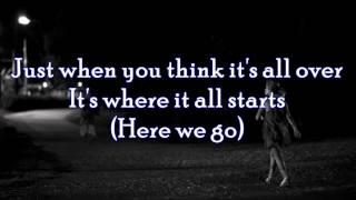 3 Doors Down - In The Dark (Lyrics)