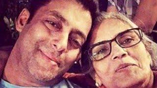 Salman Khan Celebrates Mom Salma Khan's Birthday - Party - Helen, Malaika Arora Khan