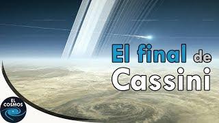 Las últimas aventuras de la sonda Cassini y su Gran Final tras casi 20 años por Saturno
