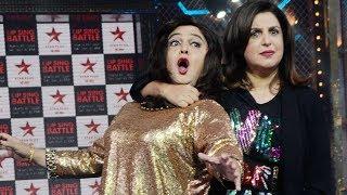 STAR Plus New Show Lip Sing Battle Launch   Farah Khan, Ali Asgar