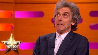 Peter Capaldi Discusses the Death of Dr Who | The Graham Norton Show