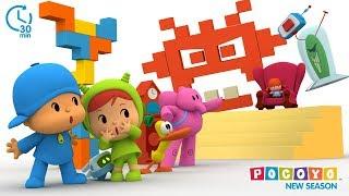 Pocoyo - Pocoyo's Amazing Stories | NEW SEASON! [30 minutes]