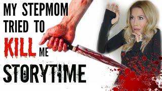 MY STEPMOM TRIED TO KILL ME | STORYTIME