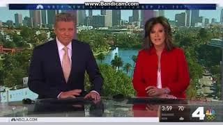 KNBC NBC 4 News at 4pm open September 21, 2017