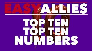 Top 10 Top 10 Numbers - Easy Update