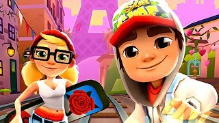 SUBWAY SURFERS - PARIS 2018 ✔ JAKE AND TRICKY + 70 MYSTERY BOXES OPENING