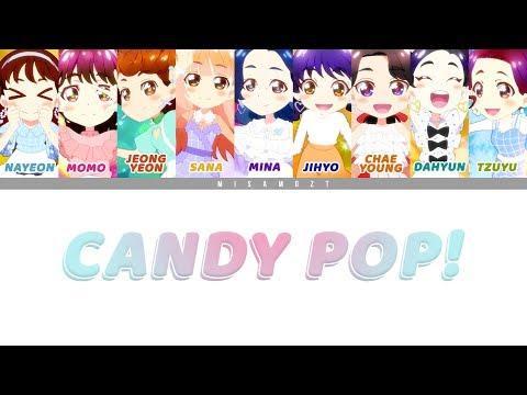 Xxx Mp4 트와이스 TWICE CANDY POP Colour Coded ENG LYRICS 日本語歌詞 한글 가사 3gp Sex