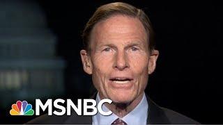 Richard Blumenthal: President Donald Trump Has