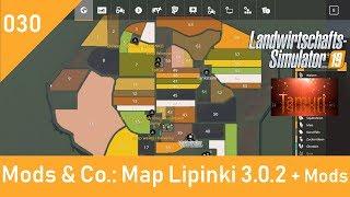 LS19 Mods & Co. #030 Map Lipinki 3.0.2 und Mods mit Link-Liste