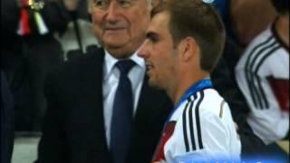 Alemania 1 Argentina 0 (Relato Sebastian Vignolo)  Mundial Brasil 2014
