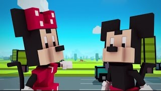 Disney Crossy Road | Official Trailer | Available to Download for Free Now