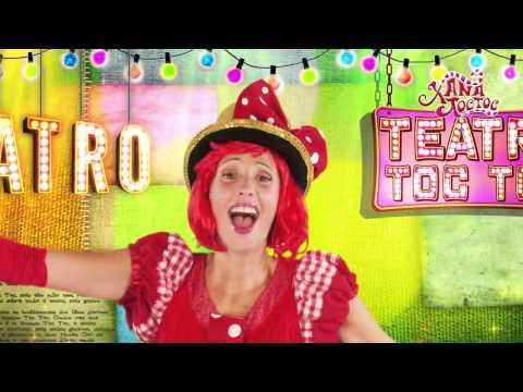 Teaser do novo DVD da Xana Toc Toc Na Aldeia Colorida