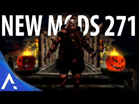 5 Brand New Console Mods 271 - Skyrim Special Edition (PS4/XB1/PC)