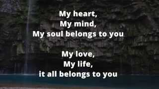 Damita Haddon - It all belongs to you Lyrics HD