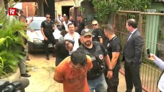Vast tunnel uncovered under Brazilian prison