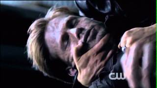 The Vampire Diaries season 3 episode 22(Season Finale) Elena Becomes a Vampire!