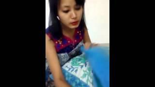 Funny video 📹. Naga girls #liveboo toli