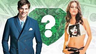 WHO'S RICHER? - Ashton Kutcher or Mila Kunis? - Net Worth Revealed!