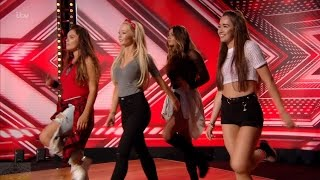 The X Factor UK 2016 Week 3 Auditions Girl Next Door Full Clip S13E05