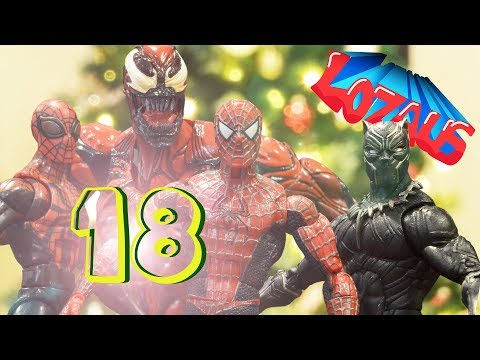 Xxx Mp4 SPIDERMAN STOP MOTION Action Video Part 18 With Black Panther 3gp Sex