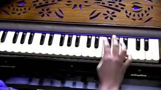 How to play - Tum Hi Ho From Aashiqui 2 on Harmonium/Keyboard