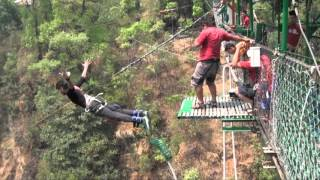 Best Bungee Jump in Nepal- Govind soni