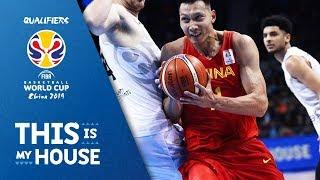 Jianlian Yi's 37 points wasn't enough for China v New Zealand