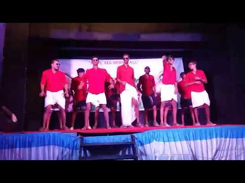 3A.Club(3AC) Vadanamkurussi 50th Anniversary...... {3A Boys Funny Dance Performance😎}