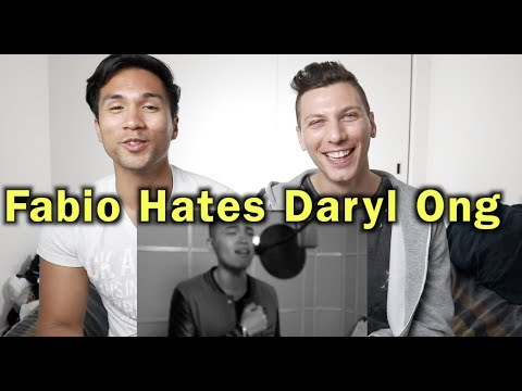 Thinking Out Loud - Ed Sheeran (Cover by Daryl Ong) | REACTION