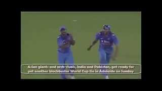 India vs Bangladesh: Live Cricket Score - World Cup 2015