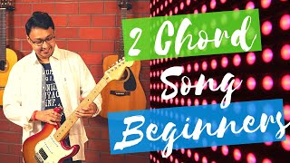 2 chords hindi songs  guitar lesson for absolute beginners-Pal-KK -Easy(www.tamsguitar.com)