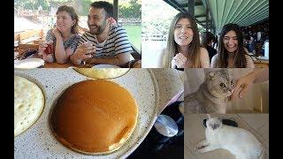 Ailem, Doğada Kahvaltı Önerisi, Altın Pankek Tarifim, Kedilerim💙