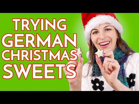 American Tries German Christmas Sweets 2